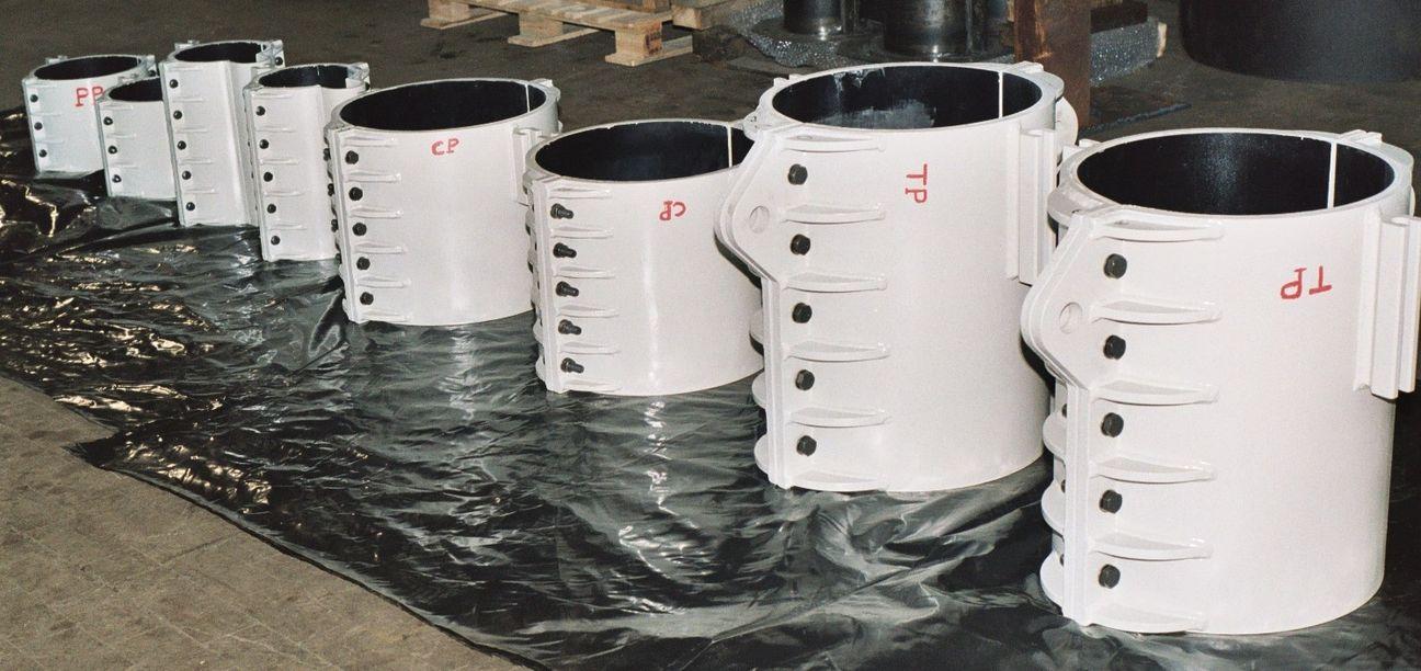nibs | défenses mobiles, bouées et flotteurs | revêtements polyuréthane