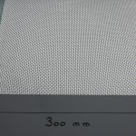 Polyester fabrics lenght 300mm